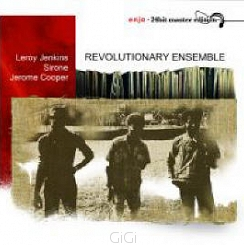 Revolutionary Ensemble (L. Jenkins, Sirone, J. Cooper)